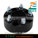 T6 6061 Alloy Aluminium Black Hubcentric Wheel Spacers Jeep TJ