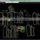 Inquiry about BOK Garment CAD software apparel intelligent cad pattern making software cad system