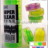 PB204 8PC SUPER CLEAR ADHESIVE TAPE