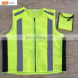 100%Polyester Promotional High Quality Reflective Biker Jackets