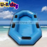 PVC hot welded Inflatable boat,kaya boat