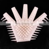 Crystal Soft Touch Spike Silicone Sex Massage Glove
