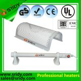 Electric Tube Heater 1ft, 2ft, 3ft, 4ft For Greenhouse heaters with Mounting Brackets tubular heating