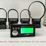 On-Line Cable Temperature and Faults Sensor