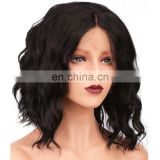 Wholesale Factory Price Customized Curly Brazilian Hair short bob wigs for black women