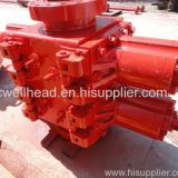 Oil Well Double RAM Bowout Preventer 13 5 / 8