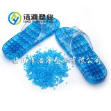 Durable PVC compounds/Virgin PVC granules/Environmental PVC for slipper