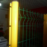 Metal Fence Net Anti Climb Wire Mesh Fence Barbed Wire Fence Image