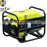 750 800 950w 1 kw 1 1.2 1.5kw 12V 220V ac portable silent electric mini gasoline petrol Generator set with cheep price