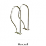 strinless steel Ladder handrail for swimming pool