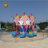 Theme Park Crazy Amusement Thrilling Super Swing Flying Rides