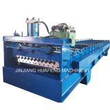 800 Corrugated Sheet Roll Forming Machine