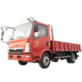 Cargo Transport 4x2 6 Wheelers 5 Ton Howo Light Truck