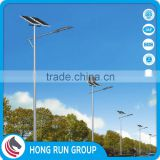 Customized Color Single Arm Solar Garden Lamp from Faithful Manufacturers for Solar Light with High Quality
