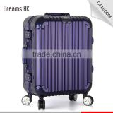 Alibaba New design for trolley case, suitcase, carry-on luggage case, protective travel bag