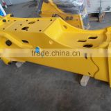 box type hydraulic breaker, hydraulic breaker hammer, excavator attachment hydraulic hammer, rock breaker