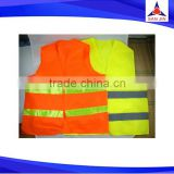 Made in China superior quality reflective vest safety