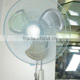 Electrical wall mounted oscillating fixing fan wholesale with high quality and cheap price
