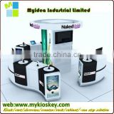 Design Cell Phone Kiosk Manufacturer Factory With Low Price High Quality Custom For You mobile phone display rack