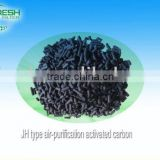 JH type air-purification activated carbon,active carbon type filter,activated carbon odor filter