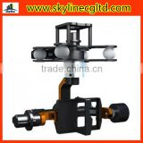 3 axis brushless gimbal for drone camera ILook+,gopro3/3+,gopro4 camera