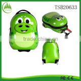 New Cute Animal School Cartoon Travel Bag Children 3D Hand Rolling Trolley Children Child Luggage Bag