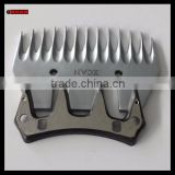 Manufacturer of sheep shears blade comb 9/13 straight teeth shearing clipper machine accessory