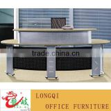 clerical table office clerk desk reception table