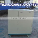 Gas station diesel tank automatic tank gauge sytem underground big tank calibeation table machine