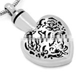 pet cremation jewelry heart urn funeral urn necklace cremation necklaces for ashes into jewellery casket