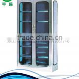 Hot sale hospital furniture / metal medical instrument cabinet