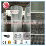 Cheap and best quality wire mesh stainless steel wire mesh cutting machine of woven plain weave