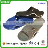 Once Injection Indoor slippers for footwear and promotion,light and comforatable