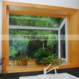 Thermal Break aluminum garden windows with laminated glass                                                                         Quality Choice