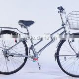 Chinese 26 inch cheap city bike / aluminium alloy bike city / 3 speed bike for adult