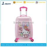 2016 factory wholesale beautiful hello kitty luggage bag                                                                         Quality Choice                                                                     Supplier's Choice