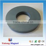 high quality hard y35 y30 ring tube ferrite magnet manufacturer price