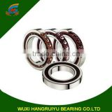 Four 4 point Angular contact bearing 7228B.MP used in aircraft spare parts