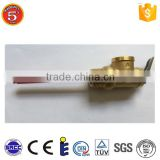 CE Brass T/P Valve For solar water heater