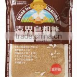 Japanese brown sugar 'Souken-sha' Raw Sugar from Kikai-jima 500g