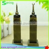 Saudi Arabia Makkah Clock model And mecca Royal Clock Tower for arabic muslim Ramadan Gift                                                                         Quality Choice