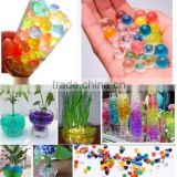 DIHAO supe absorbent polymer water beads as water Plant crystal soil