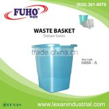 6888-A - Fuho Plastic Waste Basket (Philippines)