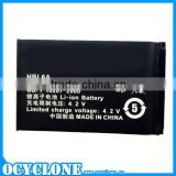 Li-ion battery GB/T18287-2000 HB5K1 for HUAWEI mobile phone