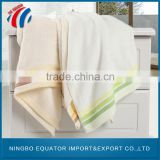 Europe hot selling colourful hand towels bulk