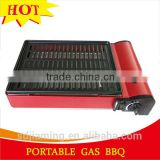 Hot selling portable butane bbq grill