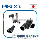 High quality and Durable plumbing fitting PISCO for industrial use
