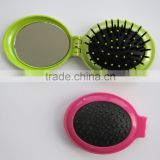 hair brush mirror set for promotion