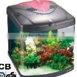 boyu electrical fish aquarium tank TL450B