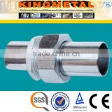 F304/316 Stainless Steel Press Fittings Water Quick Union Coupling